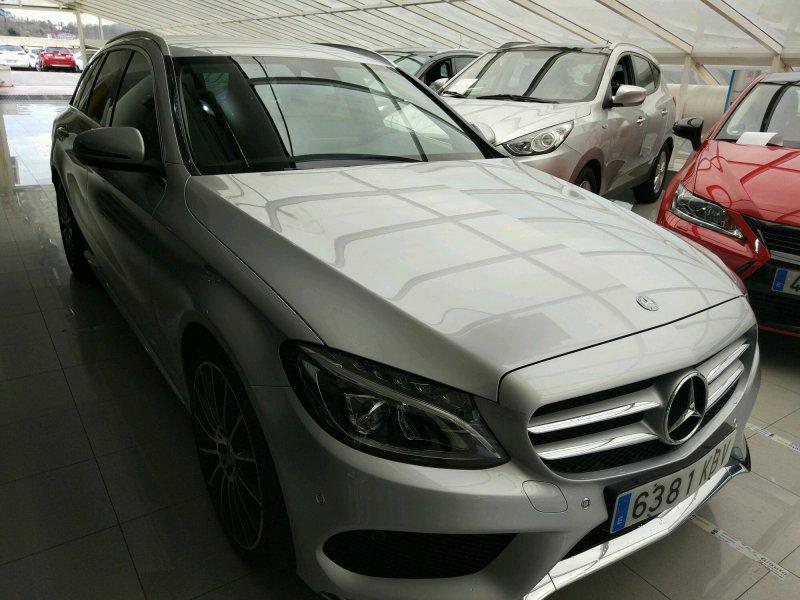 Mercedes-Benz Clase C C 220 d Estate AMG Line