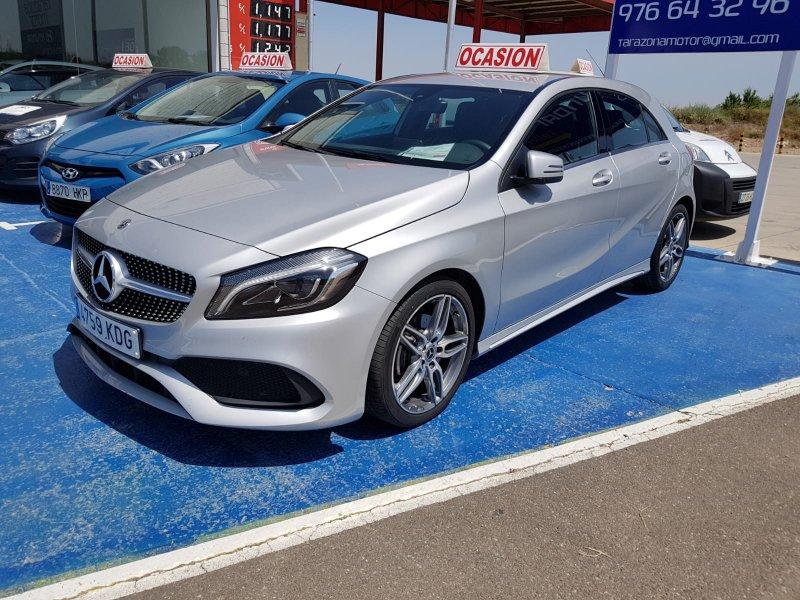 Mercedes-Benz Clase A A 200 CDI AMG Line