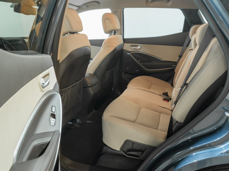 Hyundai Santa Fe 2.2 CRDi 4x2 7S Klass