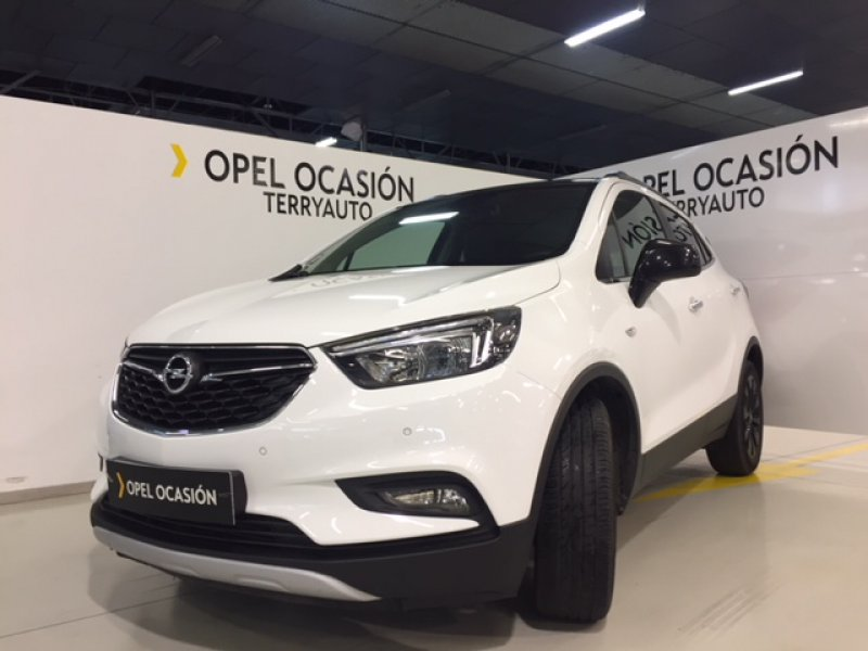 Opel Mokka X 1.6 CDTi 136 CV 4X2 S&S Color Edition