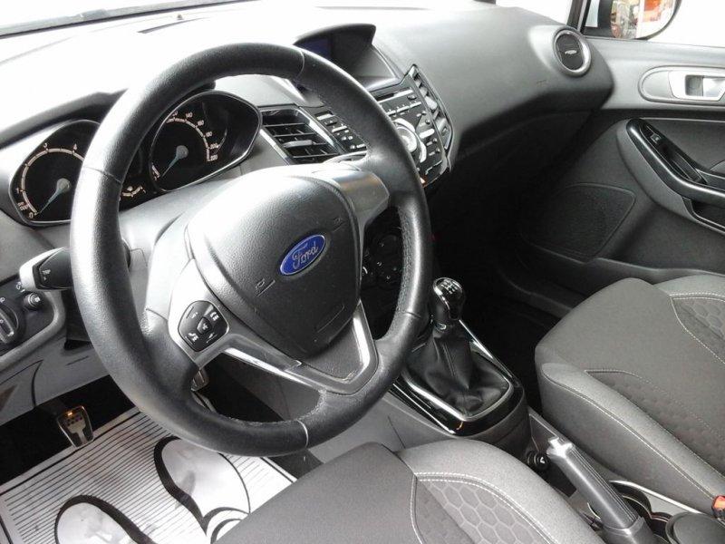 Ford Fiesta 1.6 TDCi 95 Sport