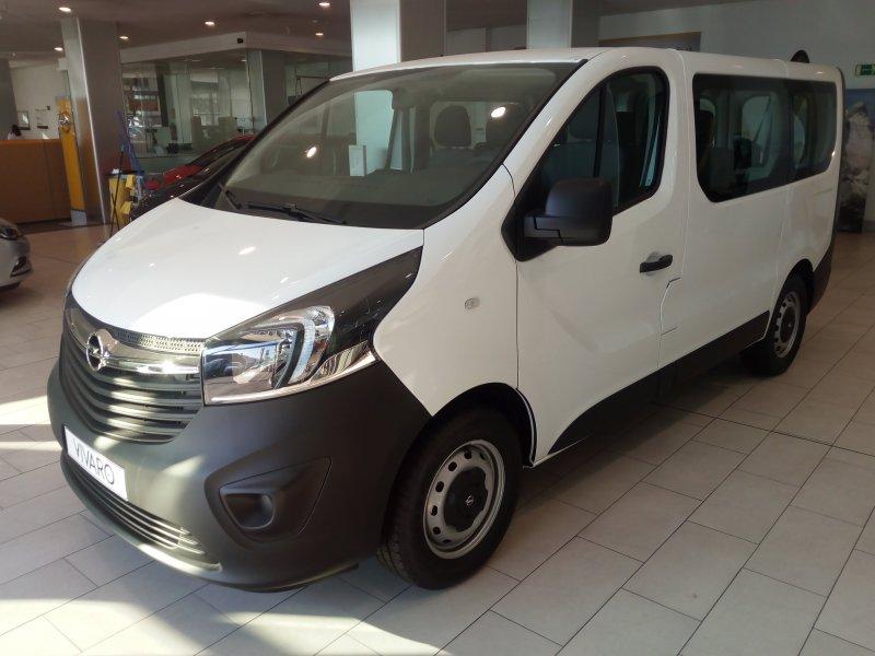 Opel Vivaro 1.6CDTI S/S 92kW (125CV) L1 2.9t Co-6 N1 -