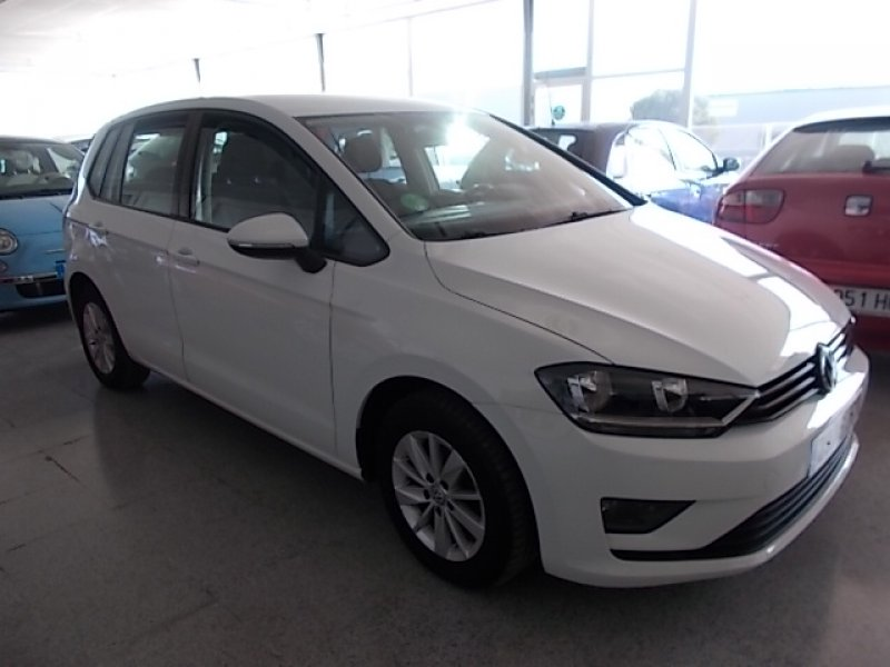 Volkswagen Golf Sportsvan Business & Navi 1.6 TDI 110CV BlueMotion Business BlueMotion
