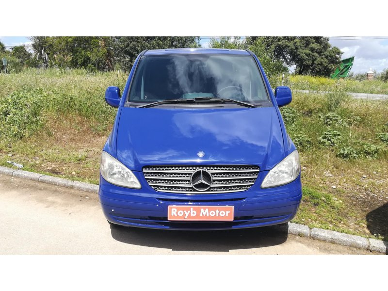 Mercedes-Benz Vito 111 CDI Larga -