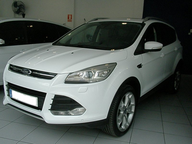 Ford Kuga 2.0TDCI TITANIUM S