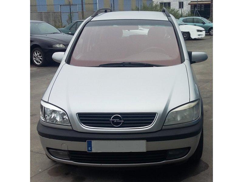 Opel Zafira 2.0 DI 16V ELEGANCE
