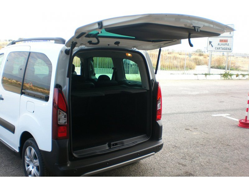 Peugeot Partner TEPEE 1.6 BlueHDi 100 Outdoor