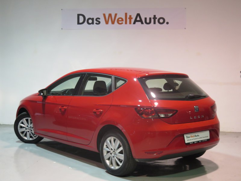 SEAT León 1.2 105cv Reference