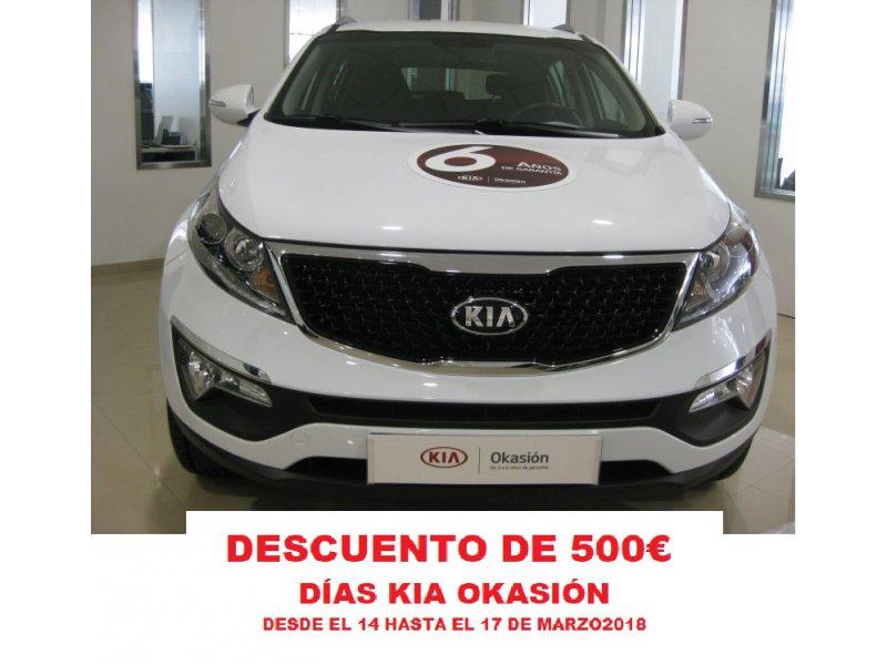 Kia Sportage 1.7CRDI/115CV DRIVE P. VISION SL Drive