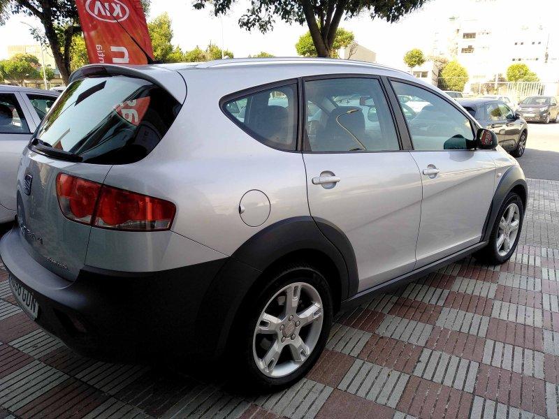 SEAT Altea Freetrack 2.0 TDI 170cv 4WD -