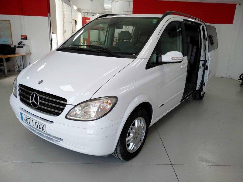 Mercedes-Benz Viano 2.2 CDI Compacta Trend