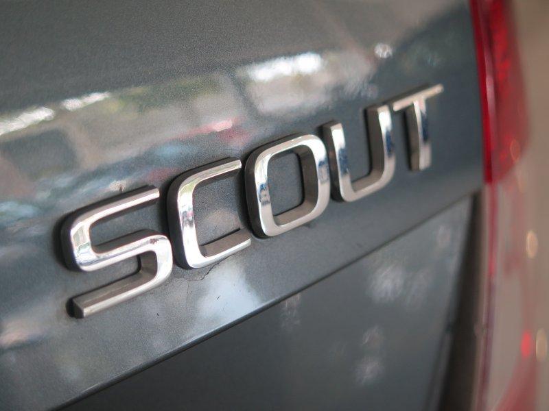 Skoda Scout 2.0 TDI CR 184cv DSG 4x4 Scout