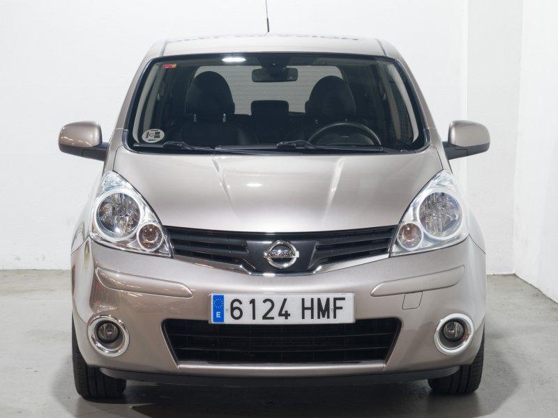 Nissan Note 5p. 1.6G 110CV A/T Tekna Premium