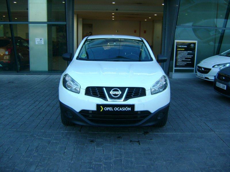 Nissan Qashqai 2.0 dCi 4x4 VISIA