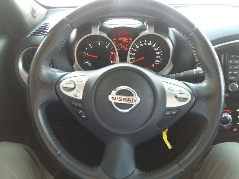 Nissan Juke 1.5 dCi Connect 4X2 ACENTA