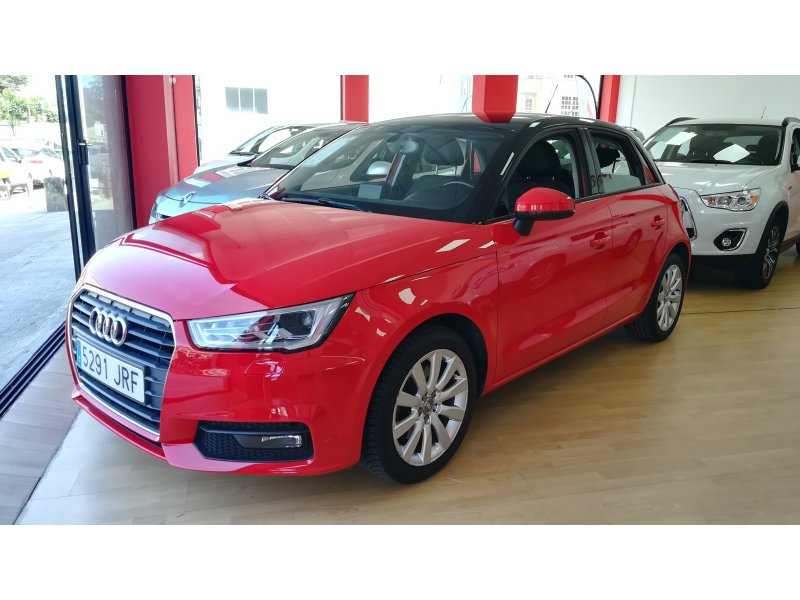 Audi A1 Sportback 1.6TDI116CV Attraction
