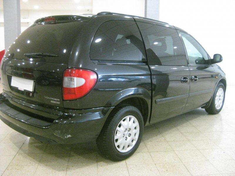 Chrysler Voyager 2.5 CRD SE