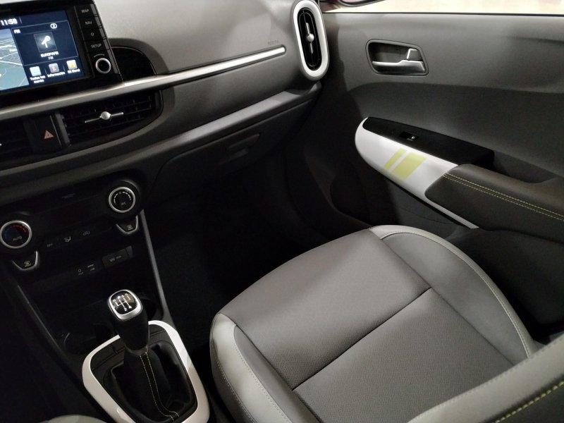Kia Picanto 1.0 T-GDi 100CV X-Line X-Line