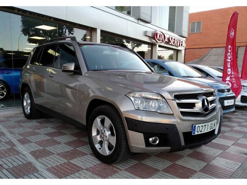 Mercedes-Benz Clase GLK GLK 220 CDI Blue Efficiency 4M -