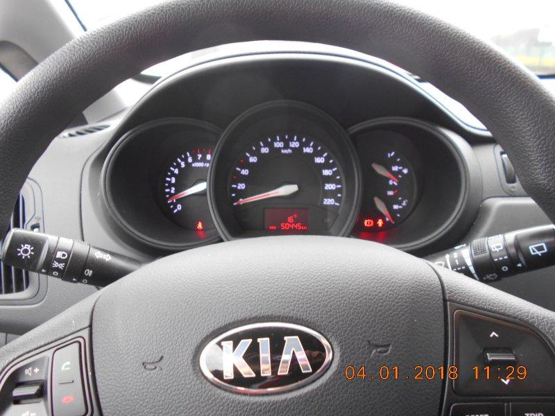 Kia Rio 1.2 CVVT 85cv Concept