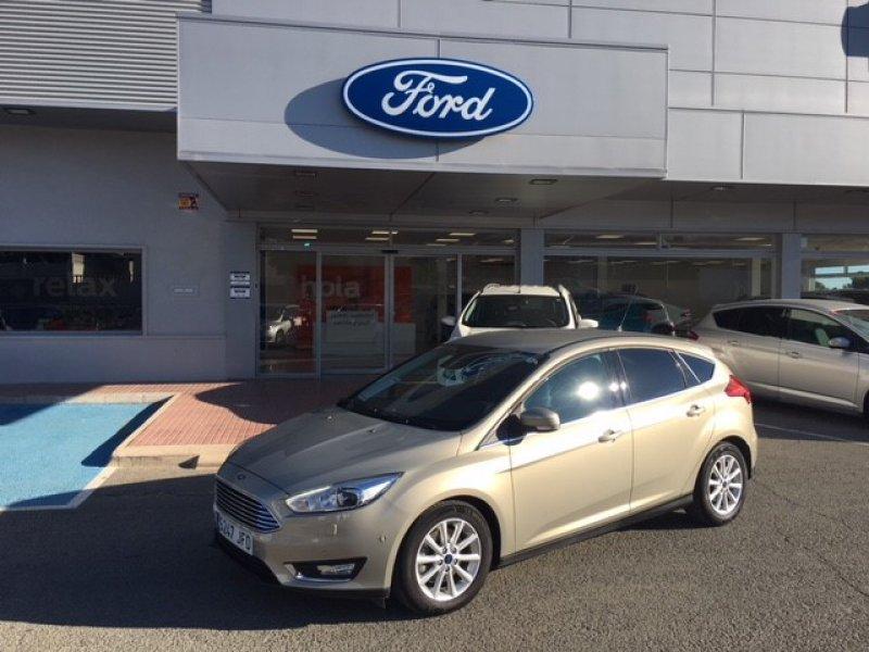 Ford Focus 2.0 TDCi 150cv PowerShift Titanium