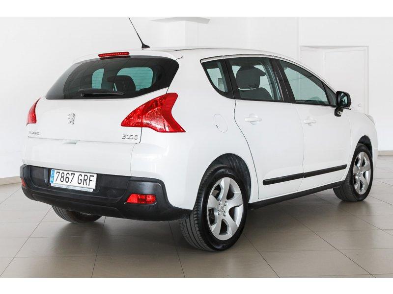 Peugeot 3008 1.6 HDI 110 FAP Premium