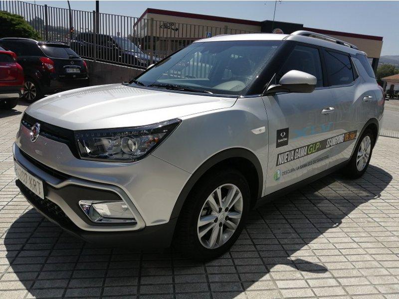 SsangYong XLV G16 PREMIUM GLP Premium