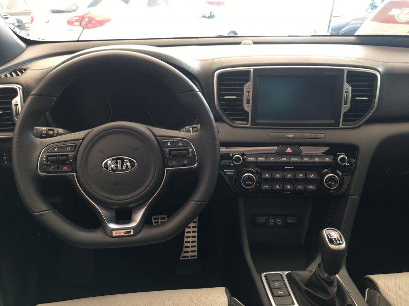 Kia Sportage 2.0 CRDI 136CV ECO DYN GT LINE