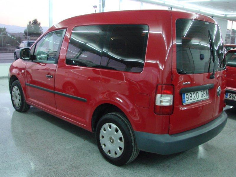 Volkswagen Caddy 1.9 TDI 104cv 5 plazas Kombi