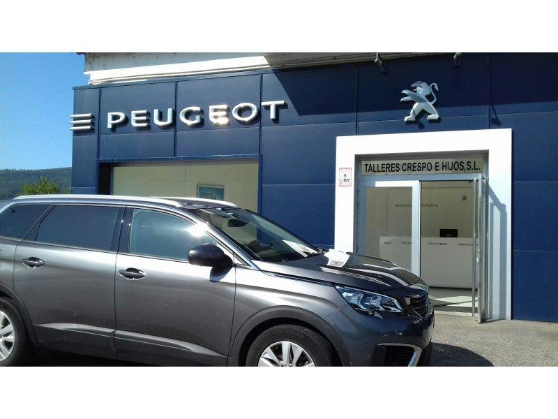Peugeot 5008 1.6 BlueHDi 130 FAP Active