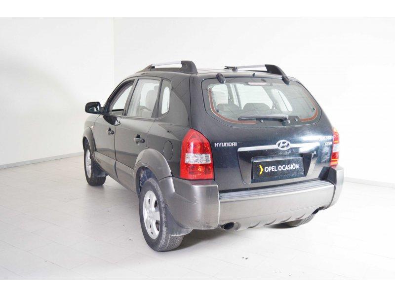 Hyundai Tucson 2.0 CDRi 4X2 COMFORT
