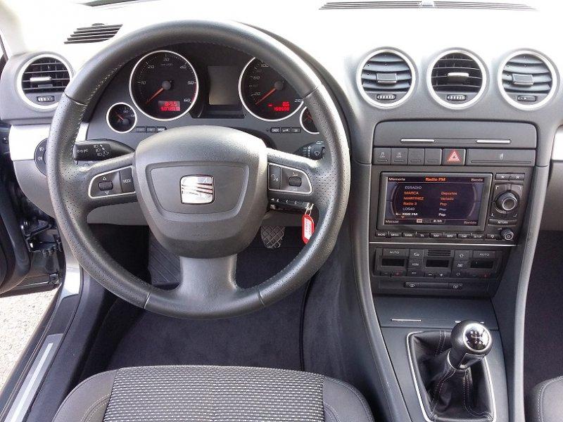SEAT Exeo ST 2.0 TDI CR 143 CV Style Last Edition