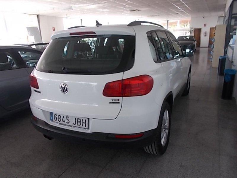 Volkswagen Tiguan 2.0 TDI 110cv 4x2 Tech T1 BlueMotion