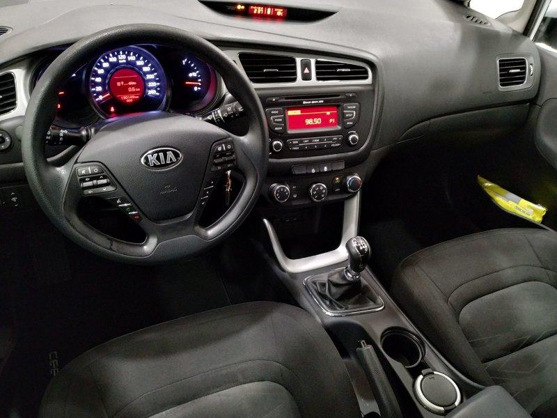Kia ceed 1.4 CRDi 90CV Concept Concept