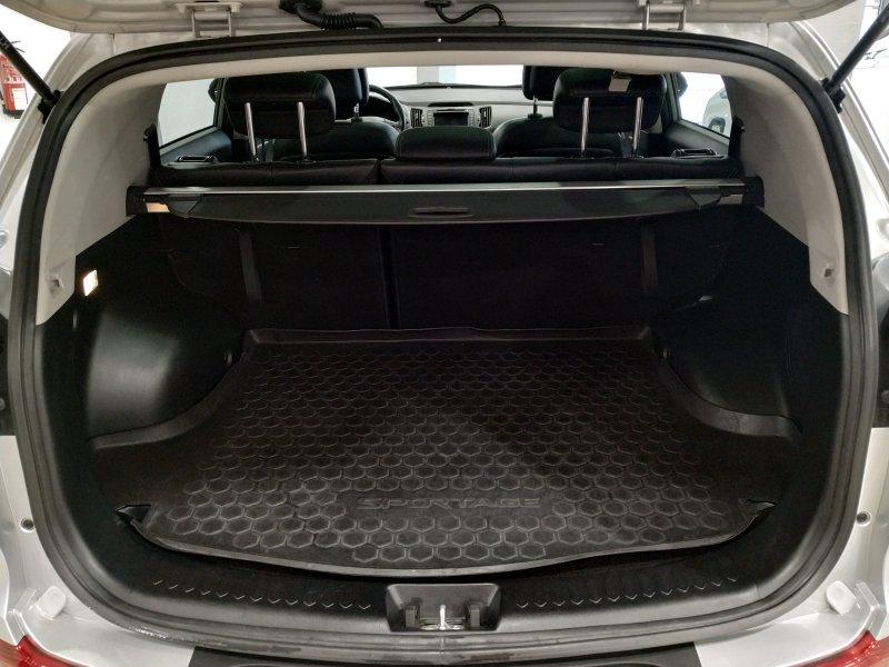 Kia Sportage 2.0 CRDI VGT 136CV Automático 4x4 Emotion Emotion