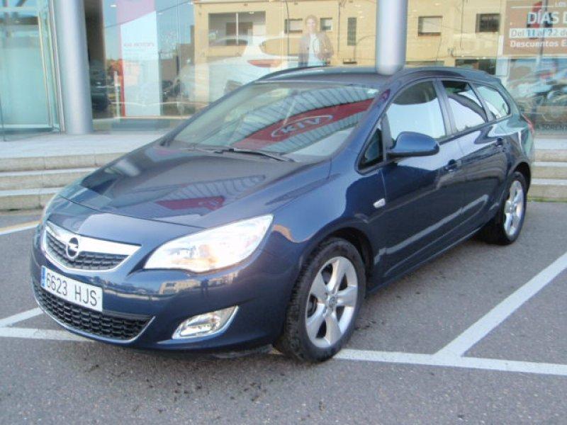 Opel Astra 1.7 CDTi 125 CV ST Sport