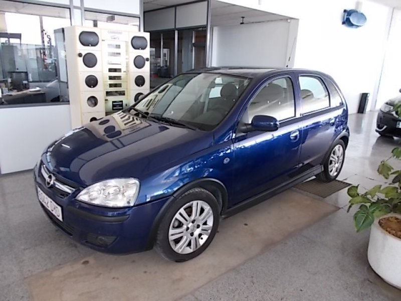 Opel Corsa 1.3 CDTI Silverline Base