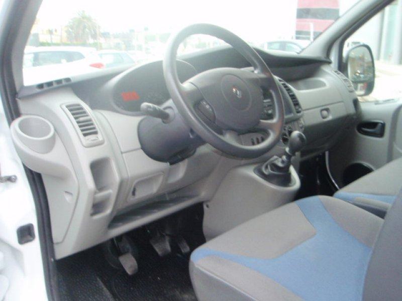 Renault Trafic Furgón 2.0dCi 115 Clima