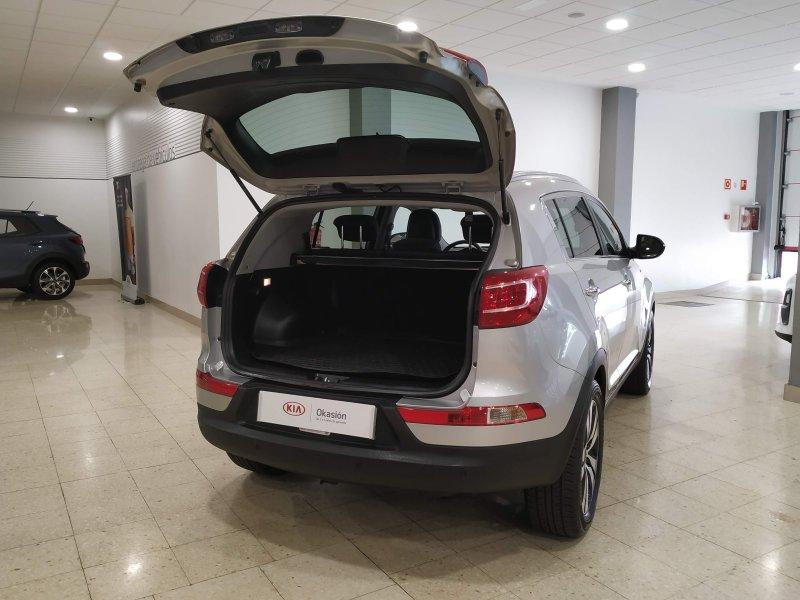 Kia Sportage 2.0 CRDI VGT Auto 4x4 136cv Emotion