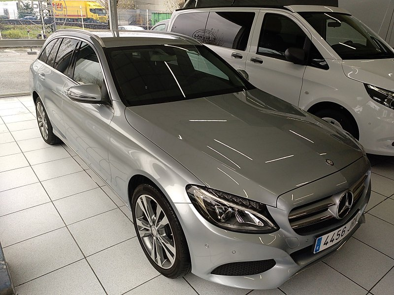 Mercedes-Benz Clase C C 220 CDI Estate Avantgarde
