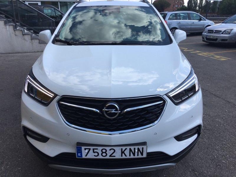 Opel Mokka X 1.6 CDTi 100kW 4X2 Auto EXCELLENCE 136 CV Excellence