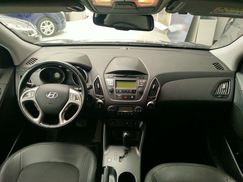 Hyundai IX35 2.0 CRDi 136cv 4x4 Style