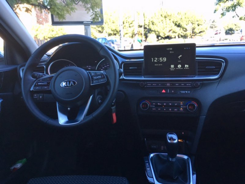 Kia ceed 1.0 T-GDi 120CV Eco-Dynamics Tech