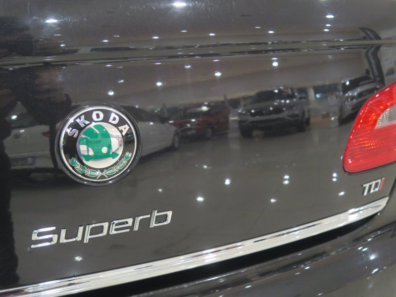 Skoda SuperB 1.8 TSI Ambition