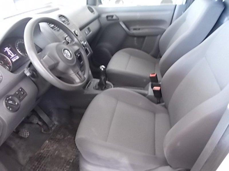 Volkswagen Caddy 1.6 TDI 102cv BMT 3p Furgón Economy PRO