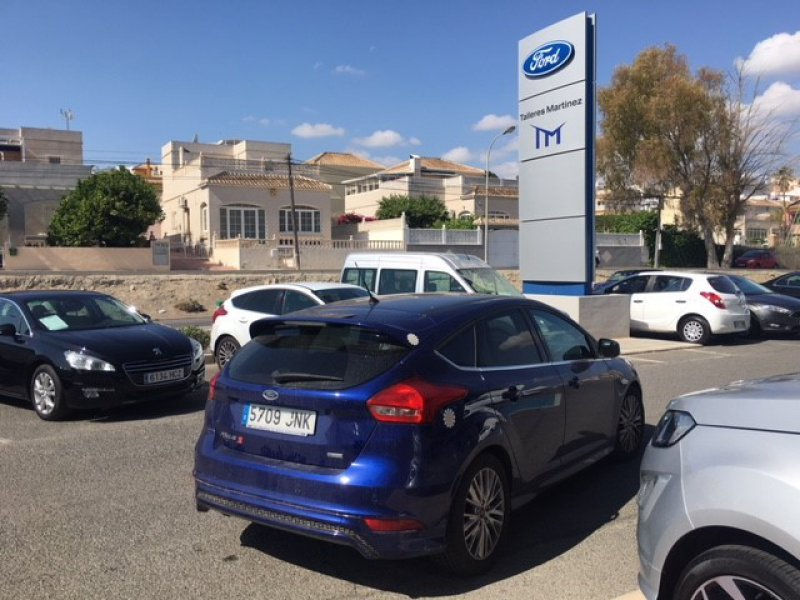 Ford Focus 1.0 Ecoboost Auto-S/S 125cv Pow. Sport
