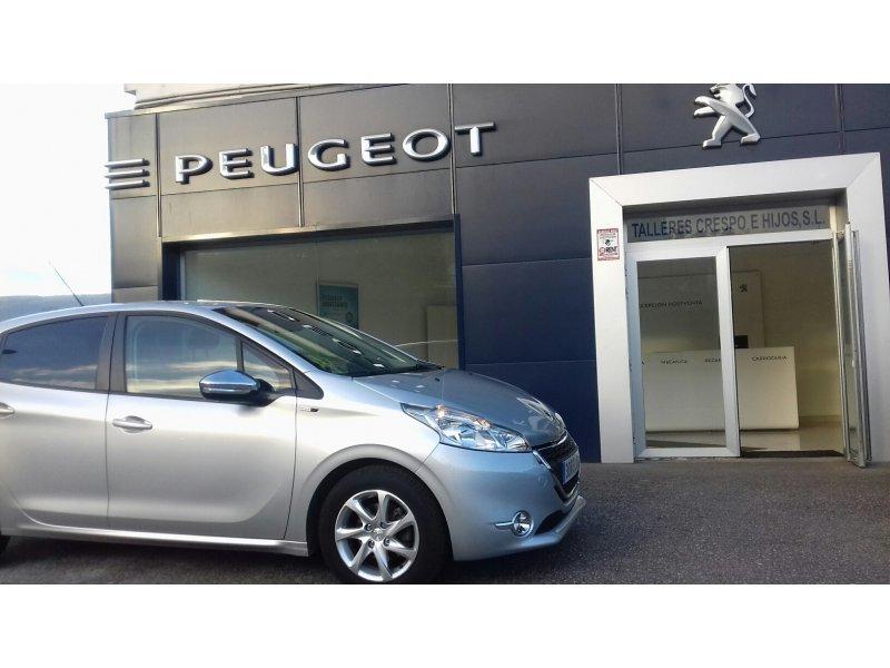 Peugeot 208 5P STYLE 1.6 e-HDi 92 Style