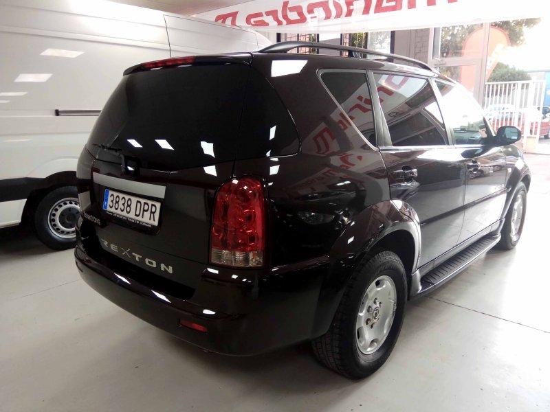 SsangYong Rexton RX 270 FULL