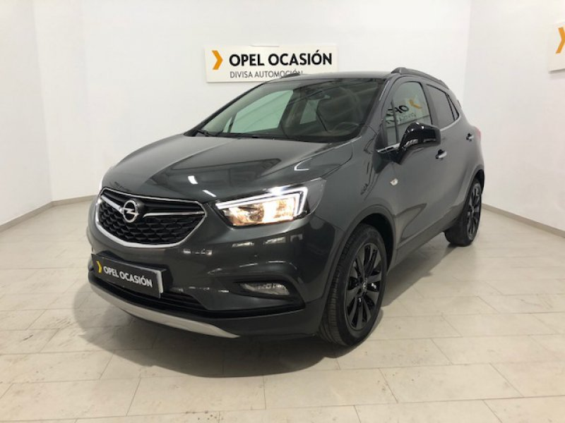 opel mokka x 1 6 cdti 100kw 4x2 s s color edition diesel gris gris acero metalizado con. Black Bedroom Furniture Sets. Home Design Ideas