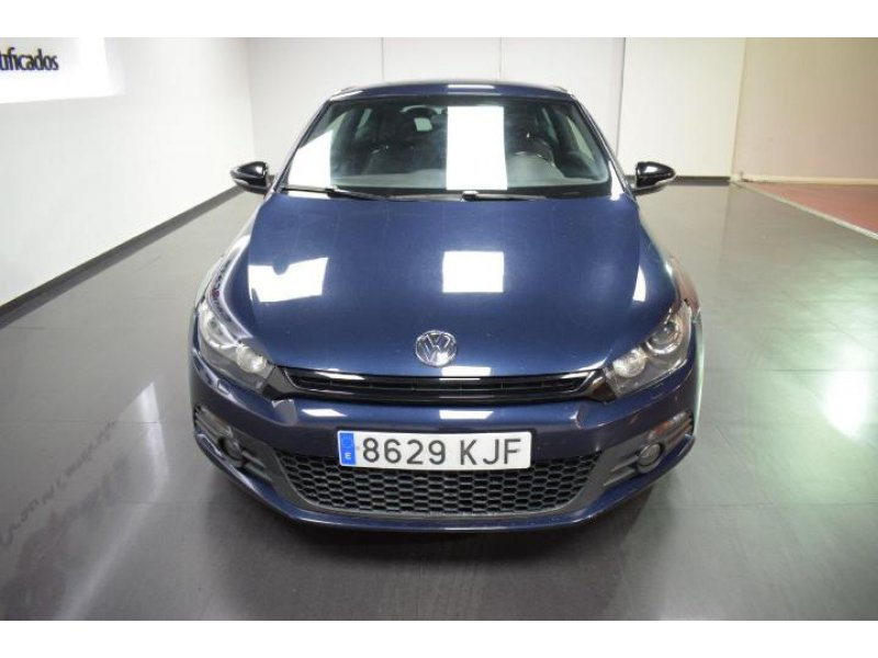 Volkswagen Scirocco 2.0 TDI 140cv BlueMotion Technology Bluemotion